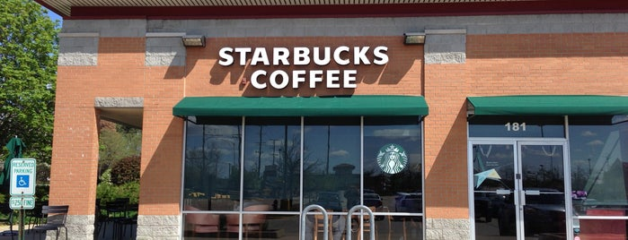 Starbucks is one of Guide to Schaumburg's best spots.