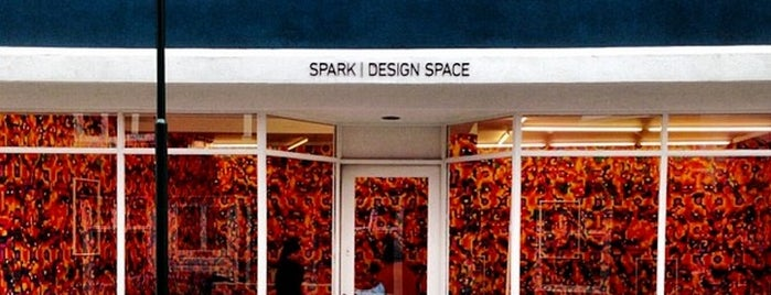 Spark | Design Space is one of Material 2016.
