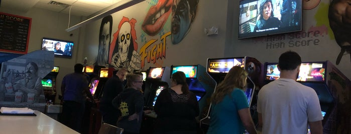 Tappers Arcade Bar is one of The 15 Best Comfortable Places in Indianapolis.