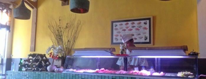 Kunti III Sushi Bar is one of Bali nice places.