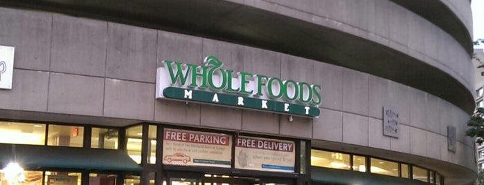 Whole Foods Market is one of Whole Foods Locations (AL - MN).