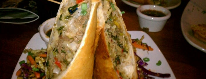 Champps is one of A foodie's paradise! ~ Indy.