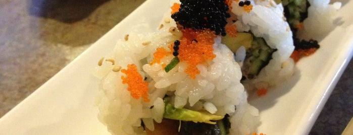 Ju Hachi is one of The 15 Best Places with a Happy Hour in Sacramento.