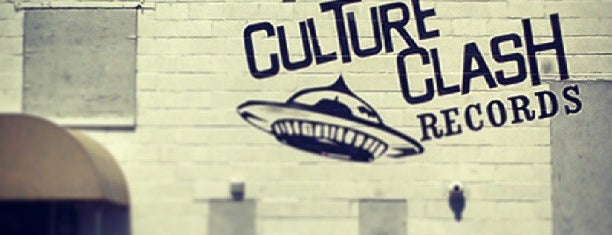 Culture Clash Records is one of Places in the mighty #toledo area. #ttown #visitUS.