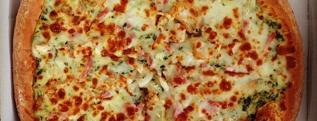Papa John's Pizza is one of All-time favorites in United States.