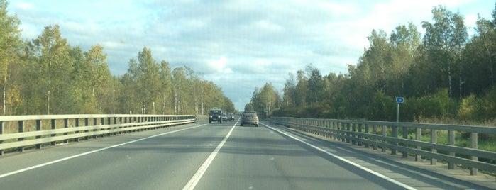 Волхонское шоссе is one of Санкт-Петербург.