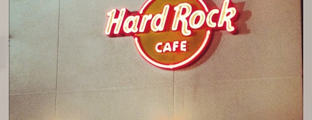 Hard Rock Cafe Sharm El Sheikh is one of Be Charmed @ Sharm El Sheikh.