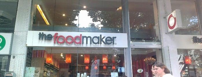 The Foodmaker is one of Antwerpen.