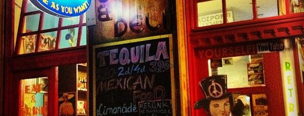El Rapido Grill & Tequila Bár is one of Budapestiest.
