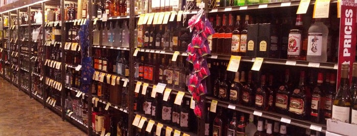 Total Wine & More is one of market.