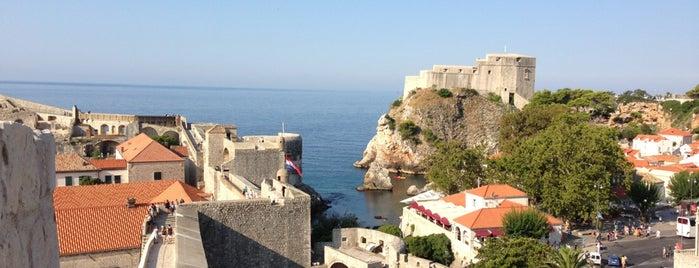 Gradske Zidine (Walls of Dubrovnik) is one of Dubrovnik.