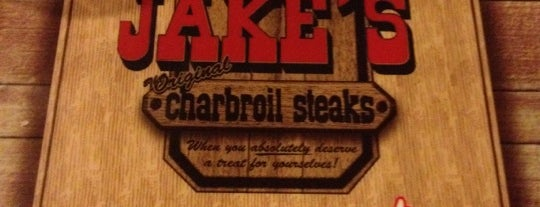 Jake's Charbroiled Steaks is one of Makan @ KL #1.