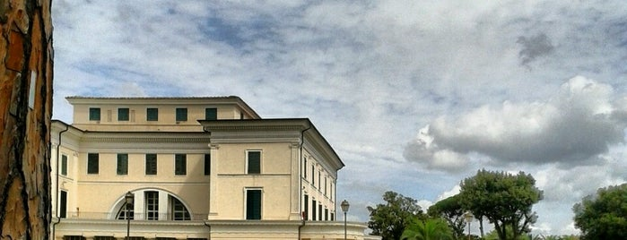 Villa Torlonia is one of Roma - a must! = Peter's Fav's.