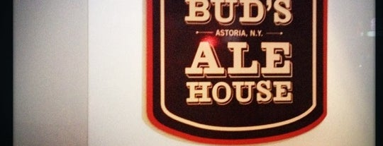 Bud's Ale House is one of NYC Trivia Nights.