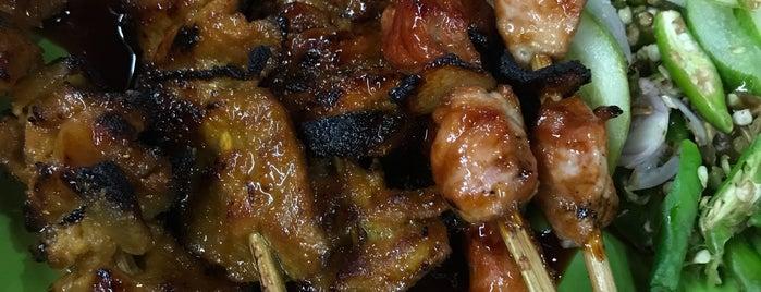 Bakut Sayur Asin & Sate Aheng 138 is one of Favorite Food.