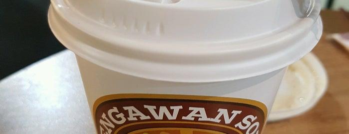 Bengawan Solo Coffee is one of Best Coffee Shop.