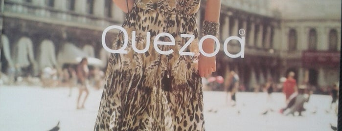 Quezoa is one of Clientes.