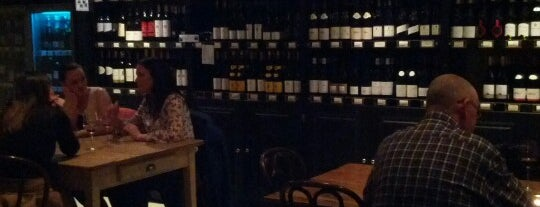 Fallon & Byrne Wine Cellar is one of Dublin Dining.