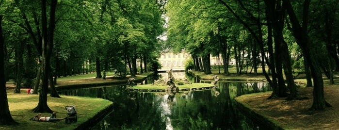 Hofgarten is one of Bayreuth: Hier muss man gewesen sein.....