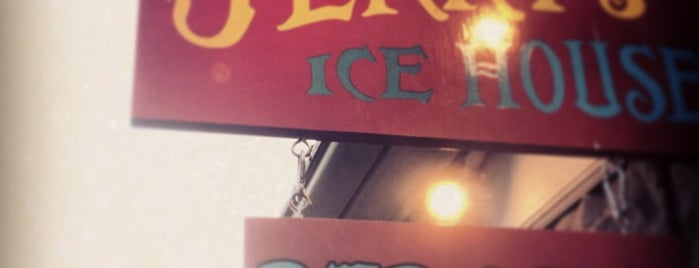 Jerry's Ice House is one of McMenamin's.