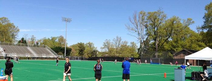 Williams Field at Jack Katz Stadium is one of Orientation Week Locations.