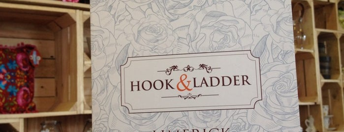Hook & Ladder is one of Limerick.