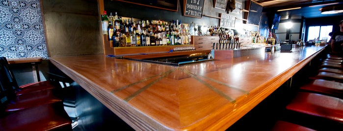 Kilo Bravo is one of bars.