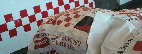 Five Guys is one of Wyoming Culinary Digs.