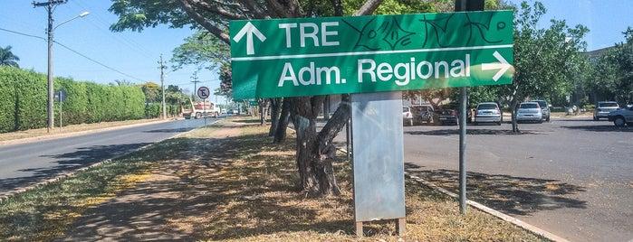 Administração Regional do Lago Sul is one of Administrações Regionais do DF.