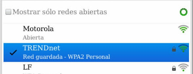 La Intendencia is one of Listas wi fi.