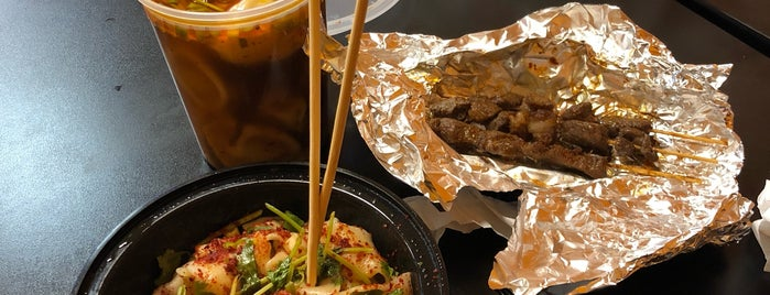 Gene's Chinese Flatbread Cafe is one of Boston.