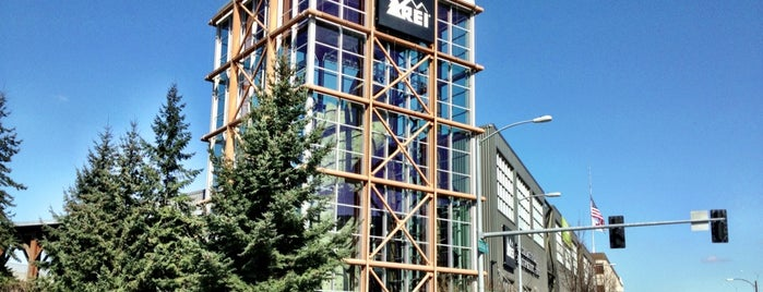 REI is one of I love Seattle!.