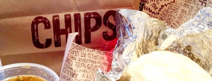 Chipotle Mexican Grill is one of 20 favorite restaurants in Seattle Area.