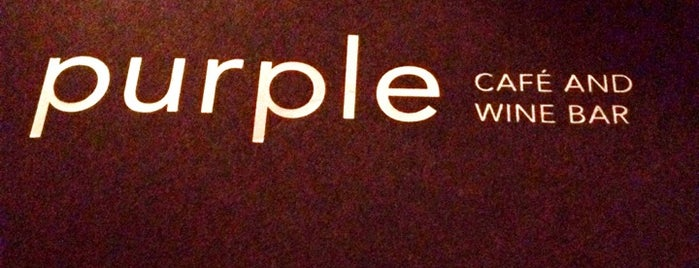 Purple Café and Wine Bar is one of Woodinville Wineries.