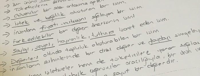 İÜ İletişim Fakültesi Kütüphanesi is one of İSTANBUL #2.