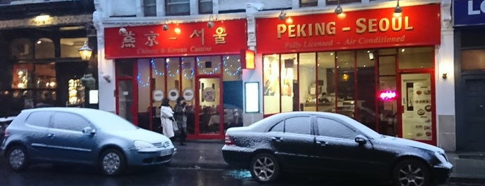 Peking Seoul is one of Favorite Food.