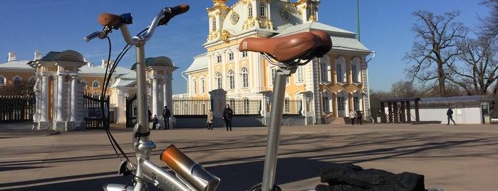 Музей императорских велосипедов is one of Музеи Петербурга.
