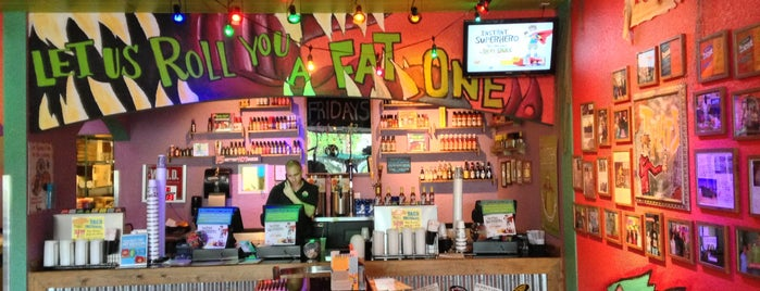 Tijuana Flats is one of Keith's Favorite Places.
