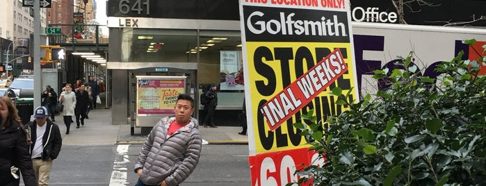 Golfsmith is one of Shopping.