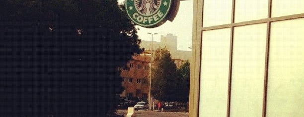 Starbucks is one of Jeddah_vip.