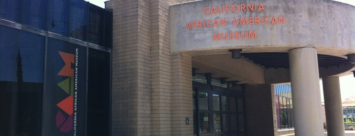 California African American Museum is one of Museum Season - See Any of 29 Museums, Save $477+!.
