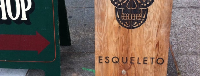 Esqueleto is one of The 15 Best Places to Shop in Oakland.