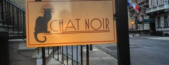Bistro Chat Noir is one of Things to do in NYC.