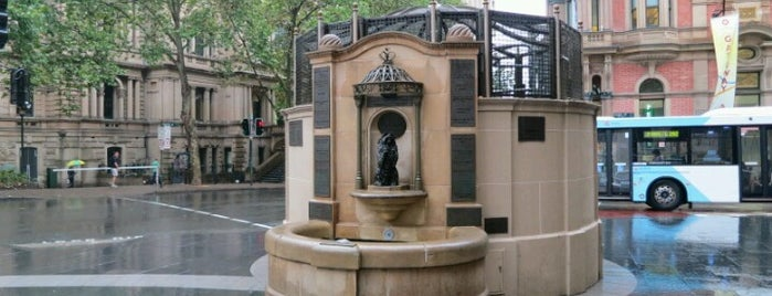 QVB Wishing Well is one of Around The World: SW Pacific.