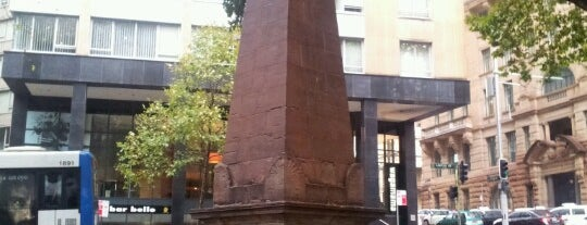 Macquarie's Obelisk is one of Around The World: SW Pacific.