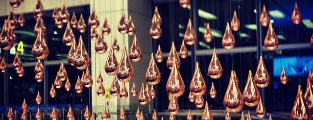 Kinetic Rain is one of Airports & Hotels.