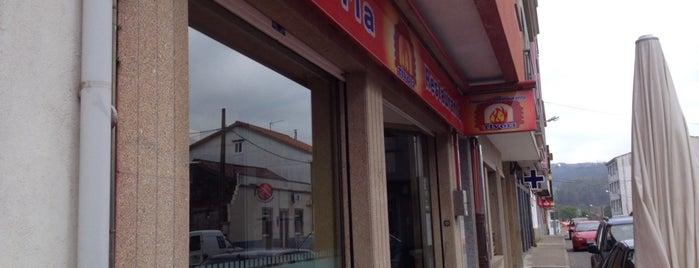 Tivoli (Restaurante) is one of De mucho us.