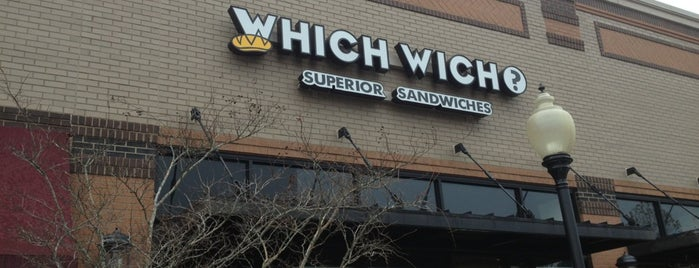 Which Wich? Superior Sandwiches is one of Restaurants Part 2.