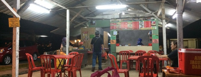 Warung Capati Tepian Pulau Gadong is one of new location.