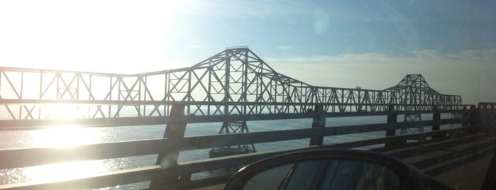 Kent Narrows Bridge is one of My favorites for Bridges.